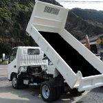 【トヨタ】トヨエース・ダイナDPRマフラー洗浄の流れ