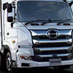 プロフィア(新長期)日野自動車のアドブルーシステム採用のDPRマフラーを洗浄!