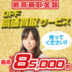 【高価買取】最高85,000円!DPF+DPR+DPD触媒・マフラー買取強化!